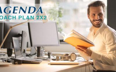 Agenda Coach Plan 2×2